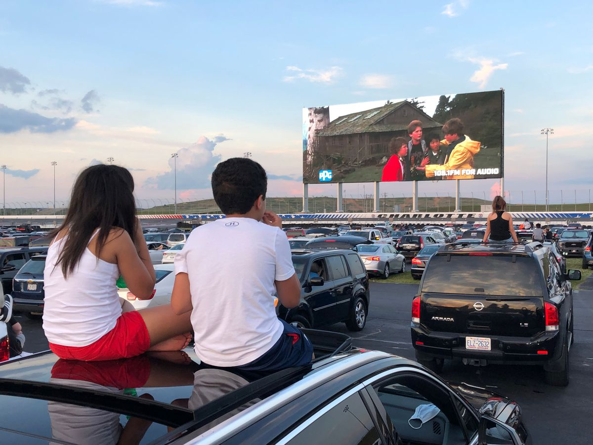 Speedway Children's Charities to host 'Not-So-Scary Halloween Drive-In Movie' Friday