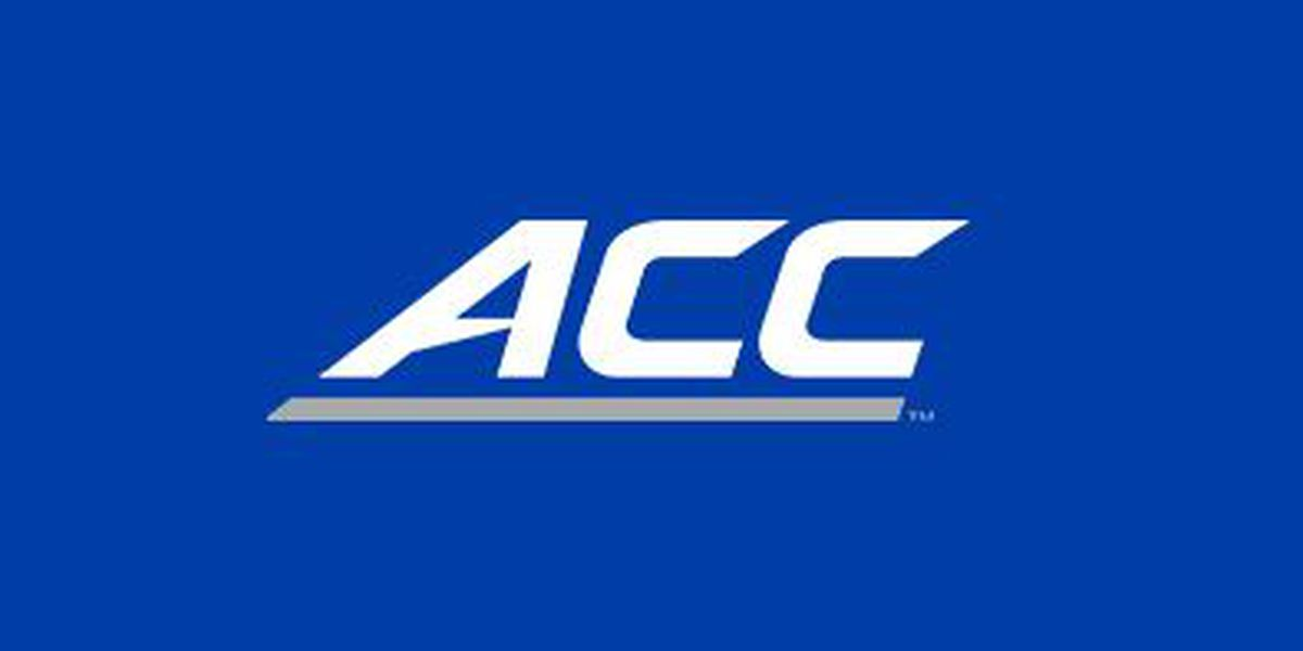 ACC suspends all athletic-related activities due to coronavirus fears