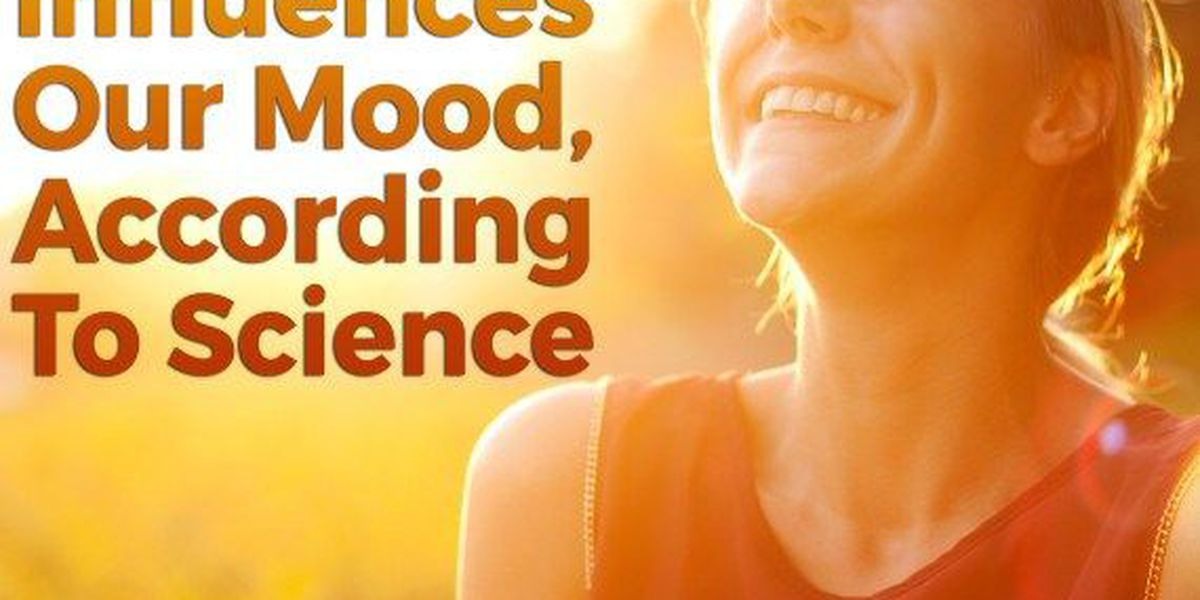 BLOG: Does weather affect your mood? Sort of...