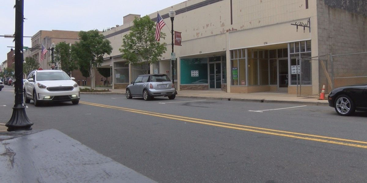 Gastonia Mayor: Downtown Gastonia's growth is not hindered by homelessness