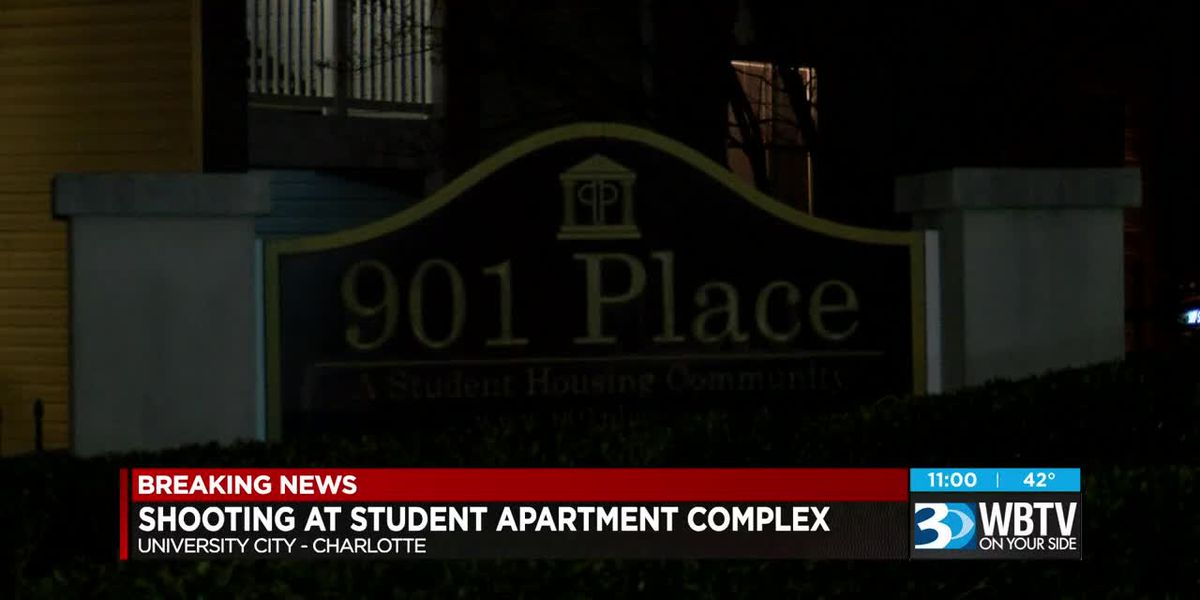 Shooting at student apartment complex