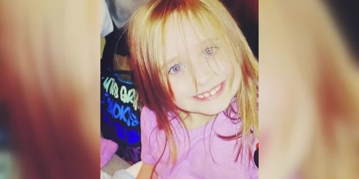 Faye Swetlik's body escorted back home, autopsy results expected to be released Tuesday