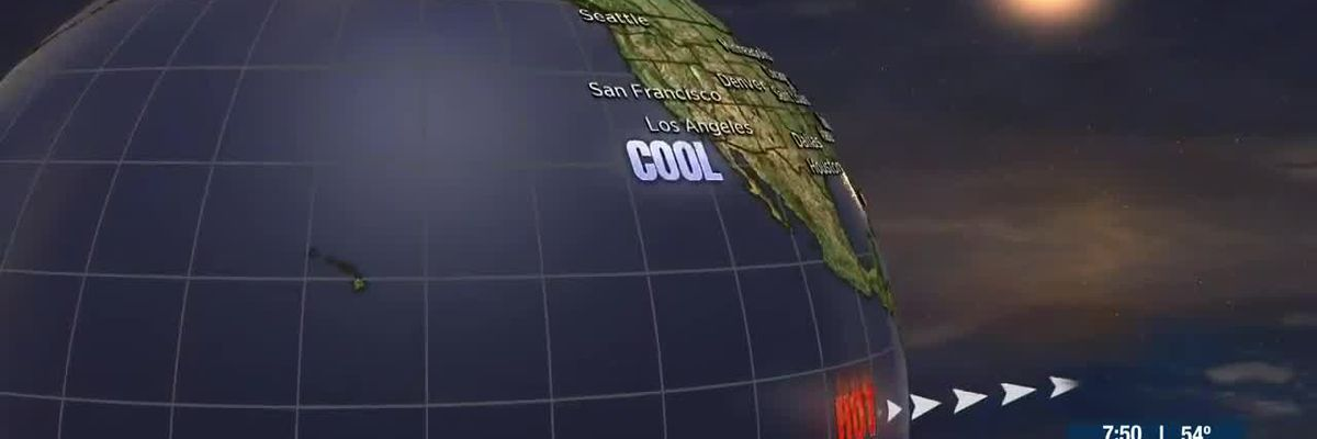 Good Question: Why doesn't the west coast get hurricanes?