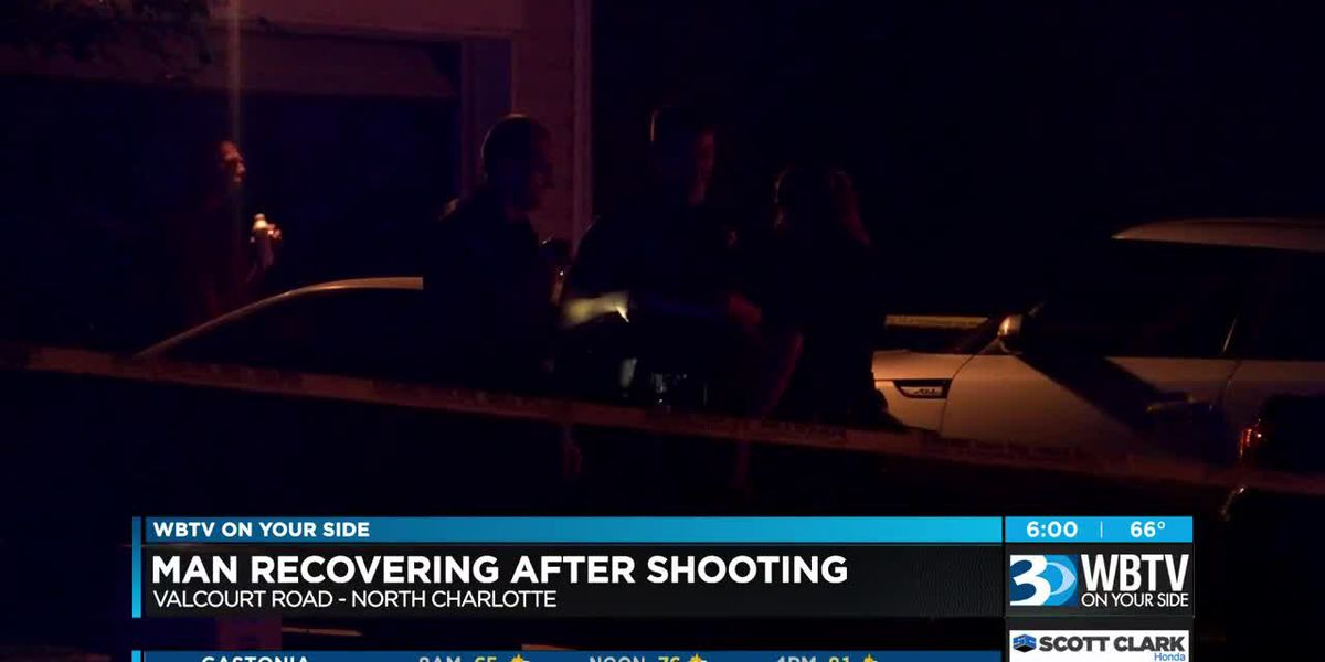 Man recovering after shooting