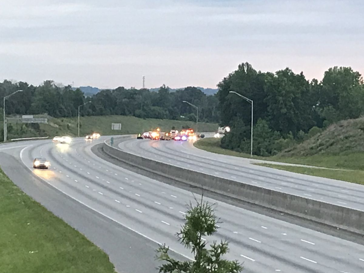 Man killed after colliding with UNC Charlotte student driving wrong way on I-85 in Cabarrus County