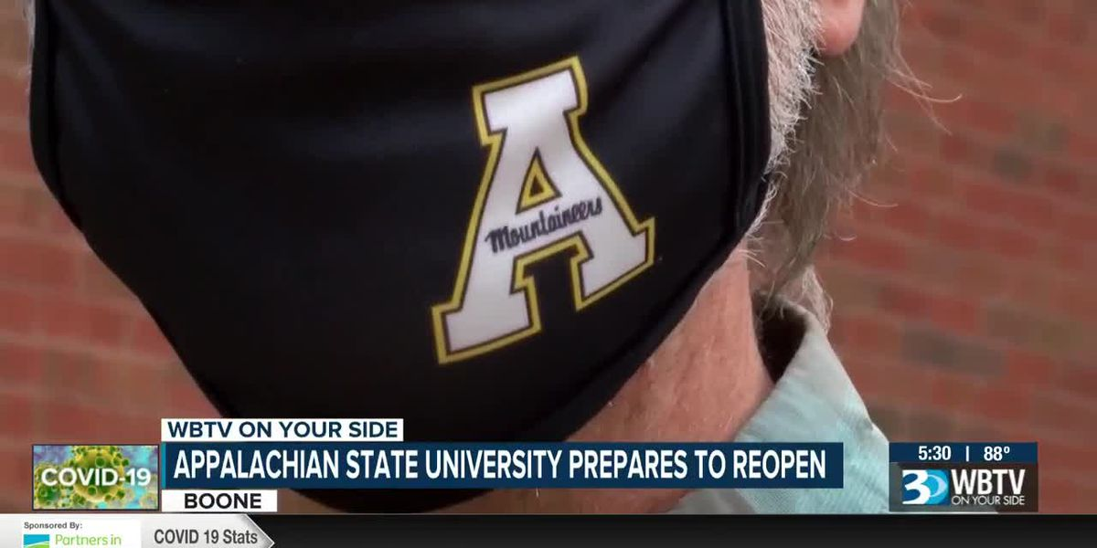 App State spending millions to prepare for students in the age of coronavirus