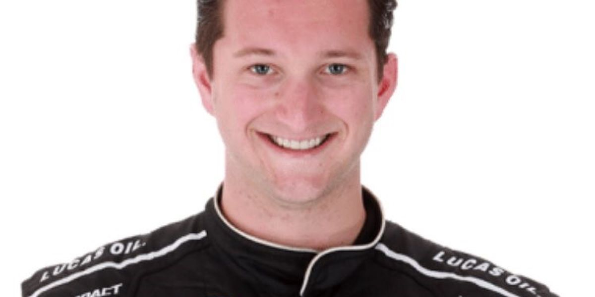 Race car driver wanted for possession of stolen vehicle