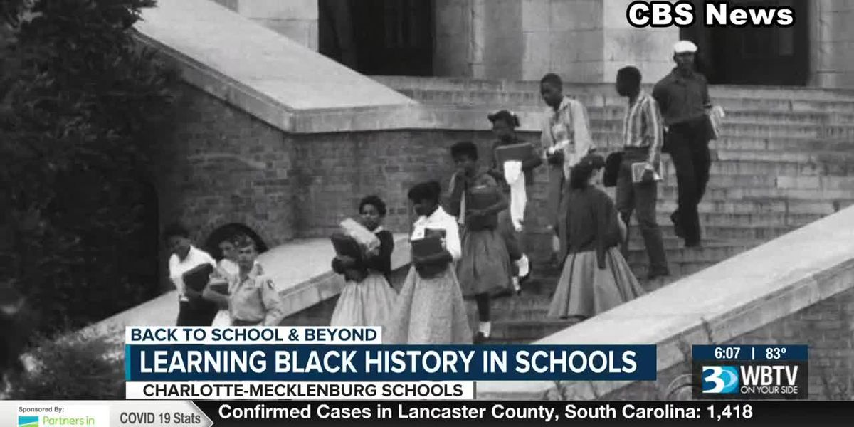 Learning Black history in Charlotte schools
