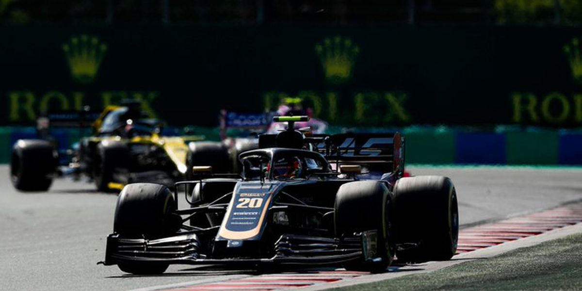 Mechanical issue bites Kannapolis-based Haas F1 Team in Hungary
