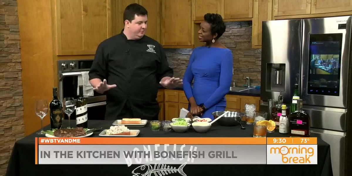 In the Kitchen with Bonefish Grill