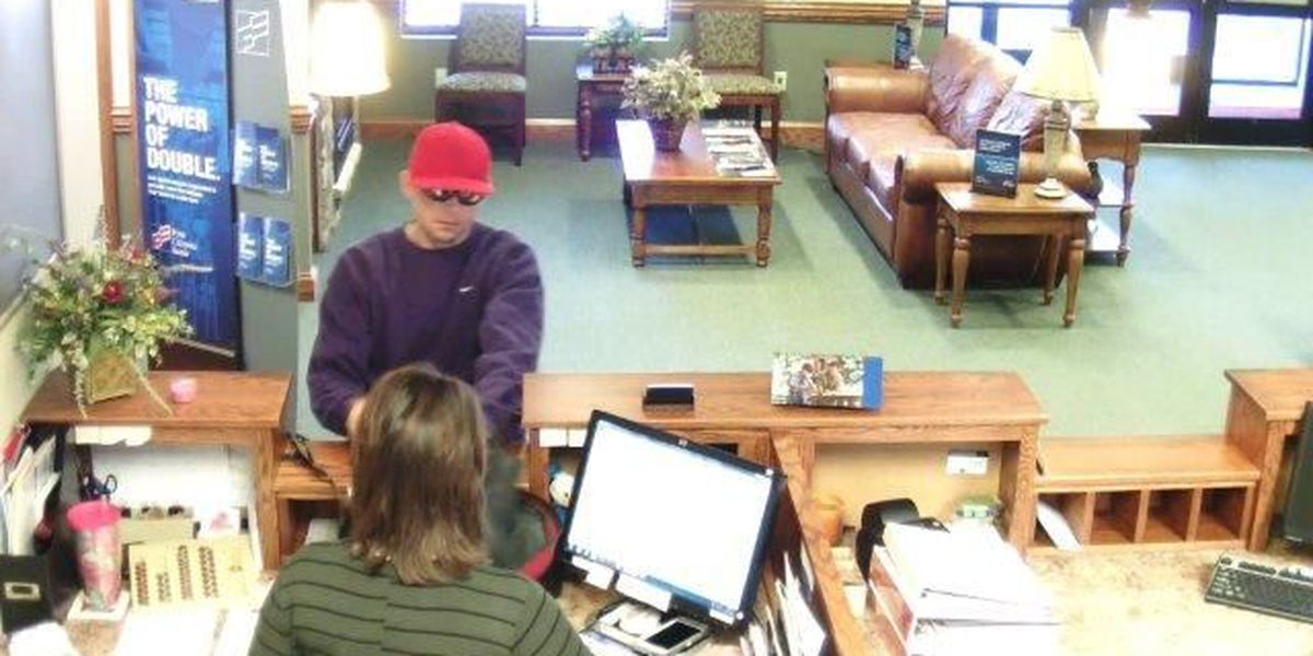 Police trying to ID Caldwell County bank robber caught on camera