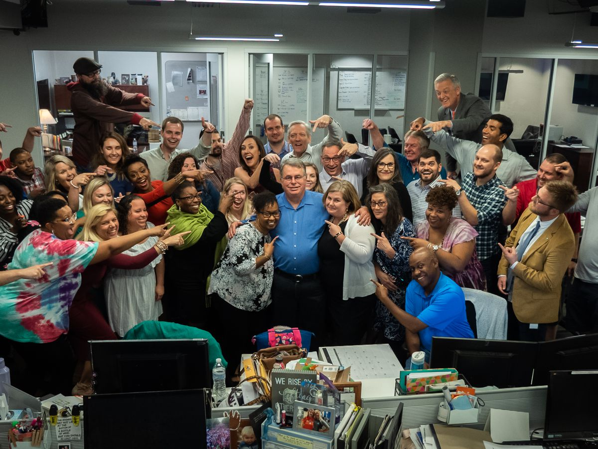 WBTV News Director Dennis Milligan retires after 18 years