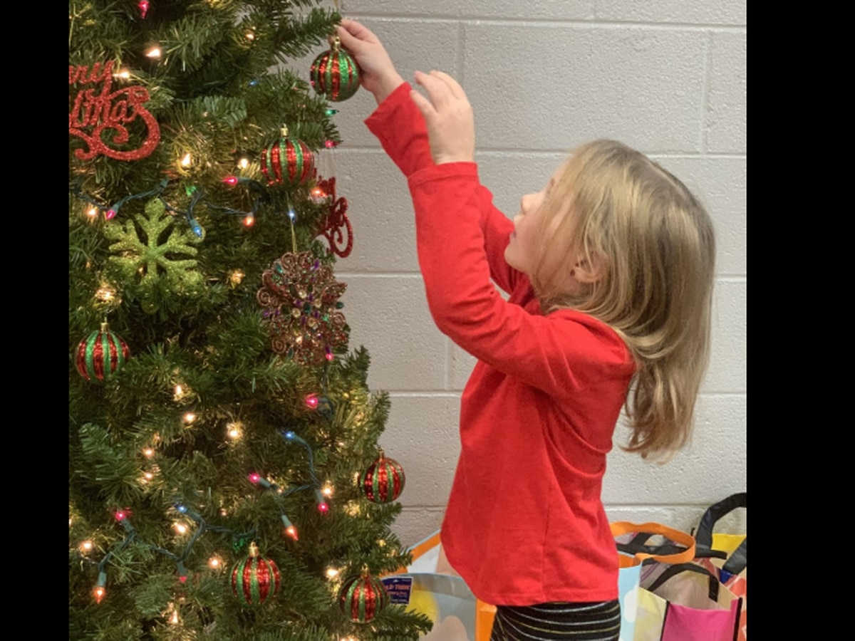 Bikers With A Cause continue Christmas tradition with gifts for all at Nazareth Child And Family Connection
