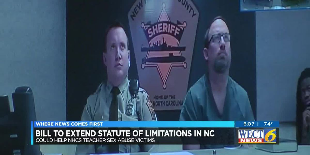 NC lawmakers pass bill to extend statute of limitations for child sex crime victims