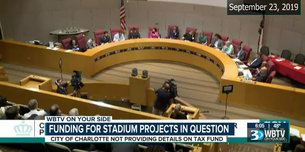 City of Charlotte can't answer how tax funds are being spent on big projects ahead of MLS decision