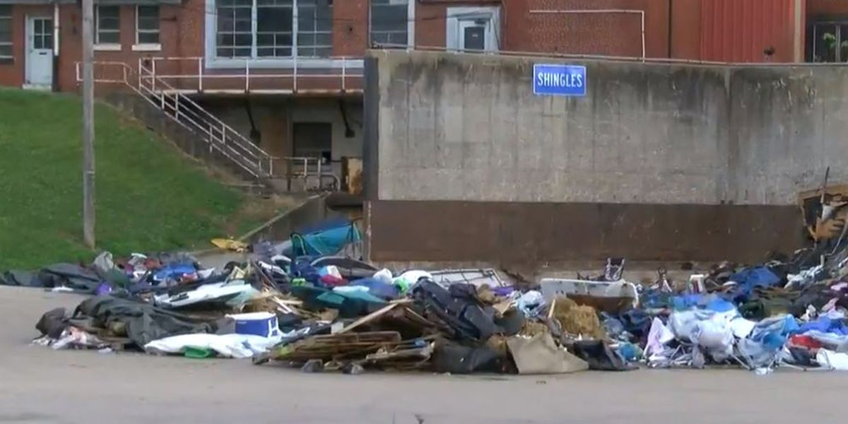 Mayor: Reimbursements to be given for property damaged while clearing Jefferson Square Park