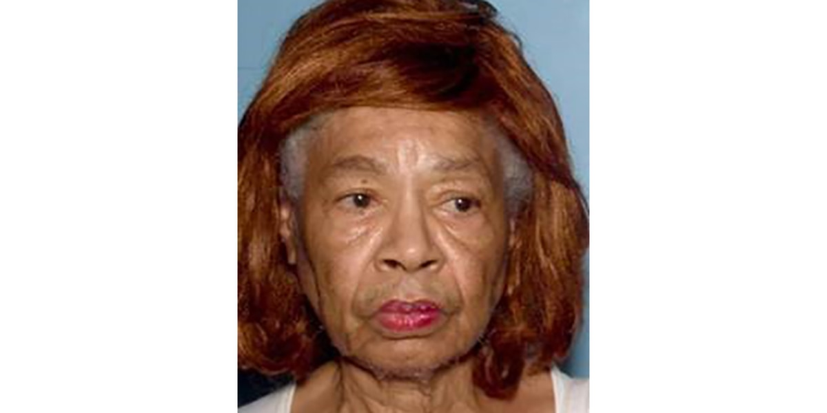 Police: Search underway for woman with cognitive impairment