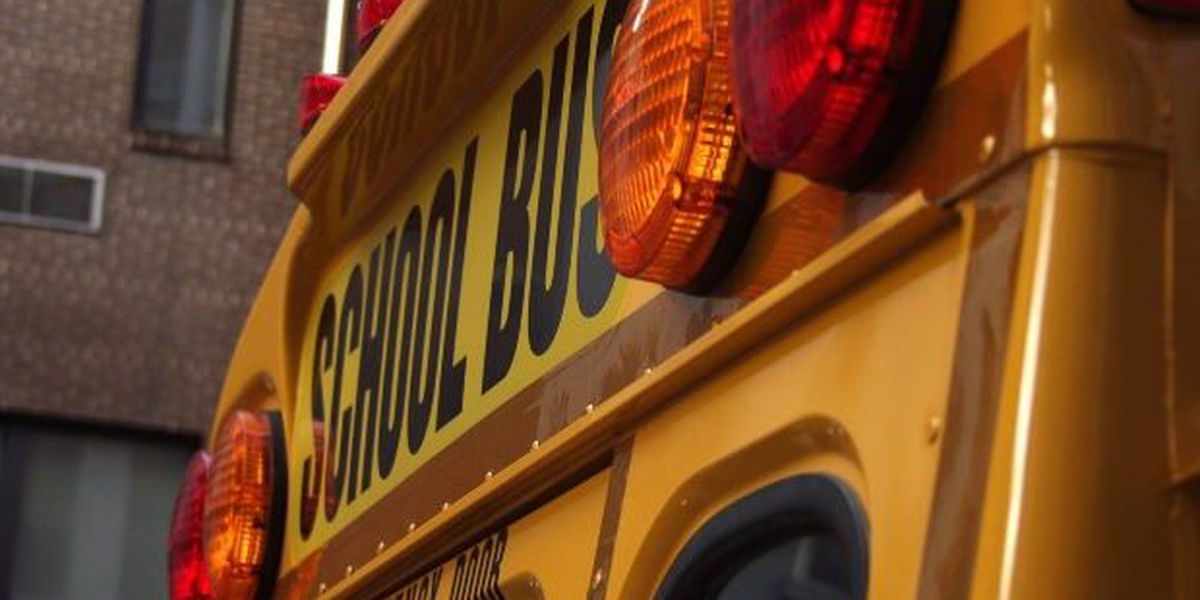 NC school buses passed 3,117 times on a single day
