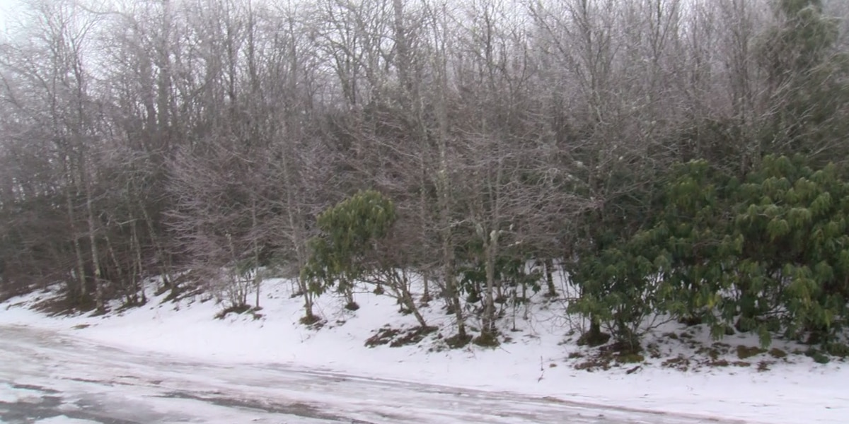 Freezing rain kicks off Presidents' Day weekend in N.C. mountains, more to come