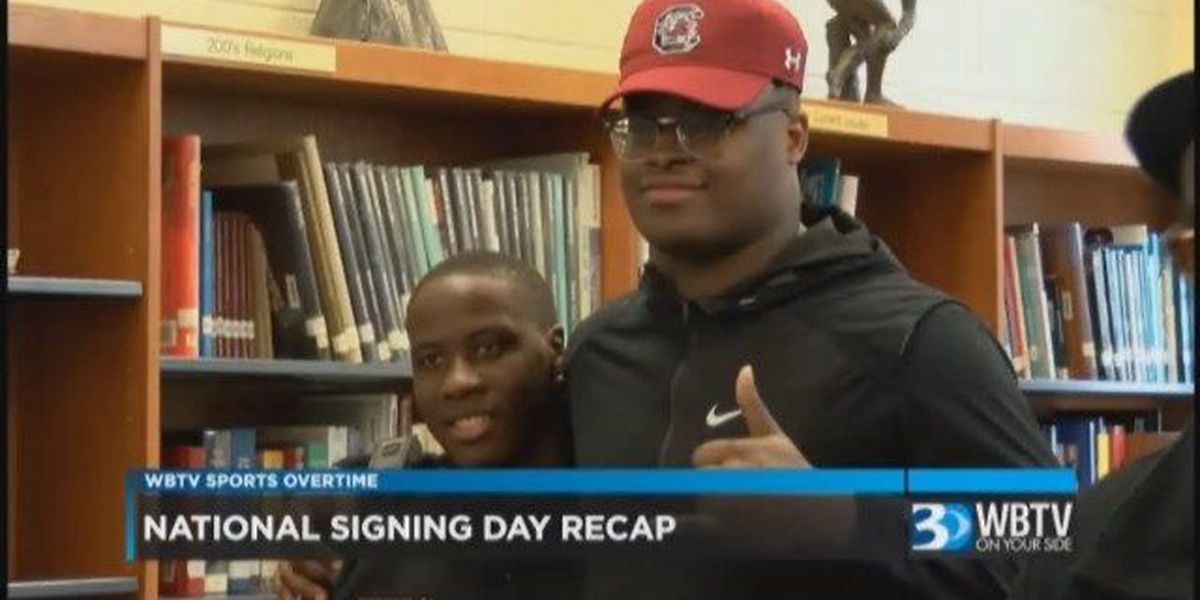 WBTV Sports Overtime: National Signing Day recap