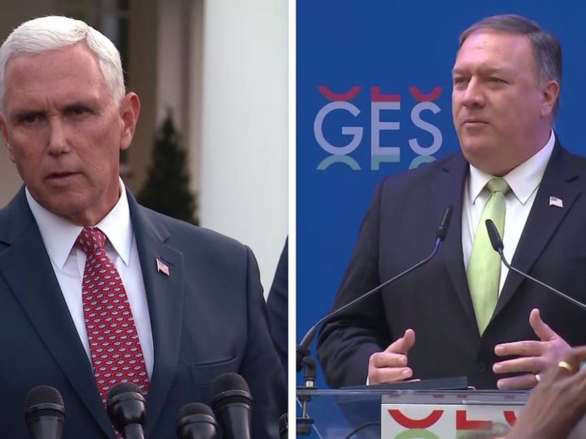 US delegation to seek a cease-fire with Turkey and Kurds