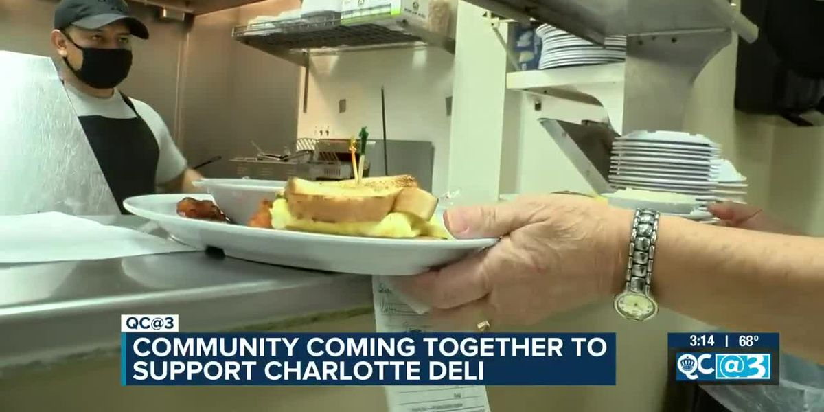 Community Coming Together To Help Support Charlotte Deli