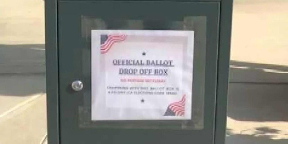 California elections officials order Republicans to remove illegal ballot drop boxes
