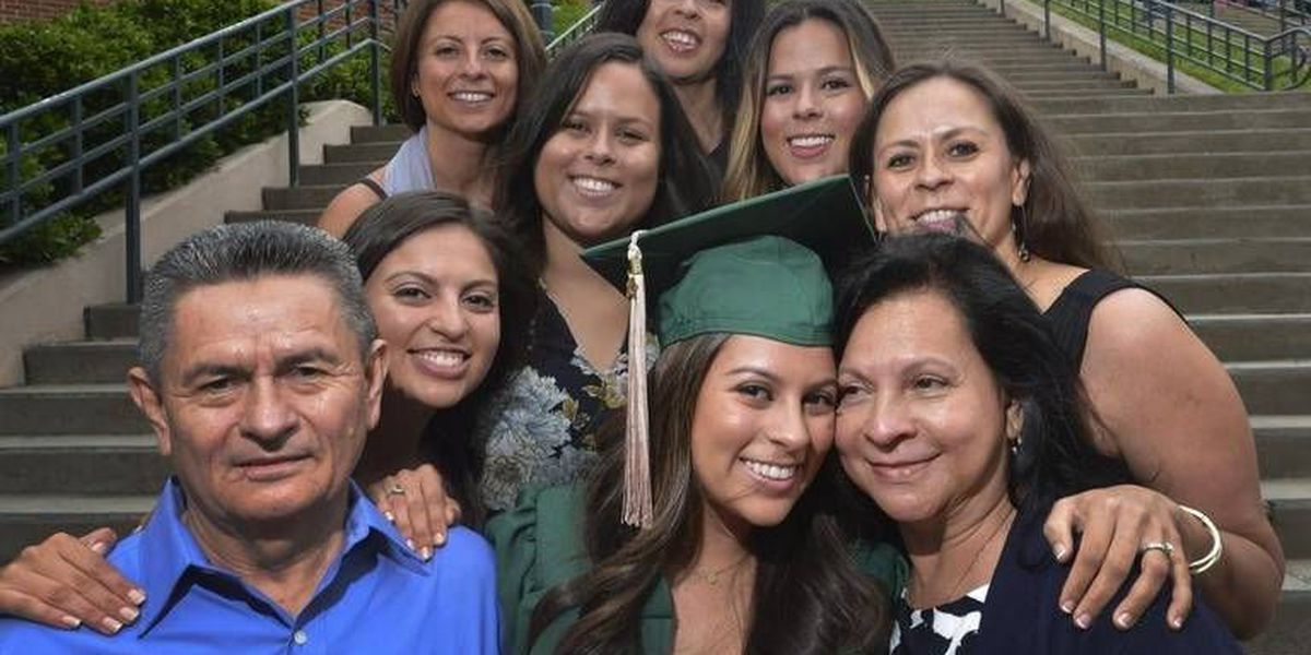 They came to America for a second chance. Now their 7 daughters have college degrees.