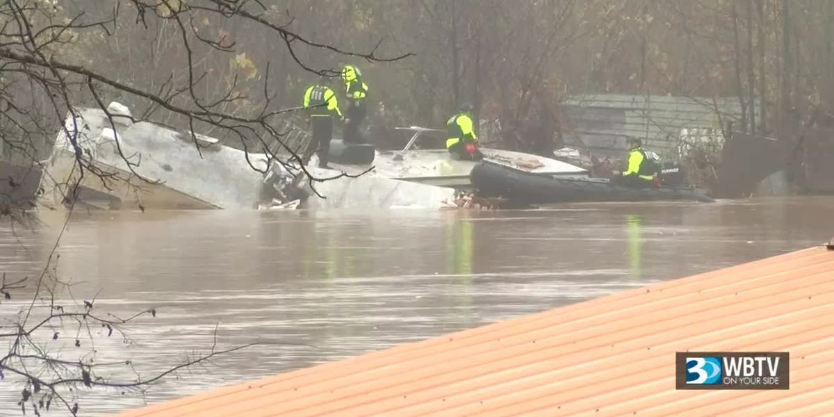 Recapping Thursday's flooding across the Charlotte area