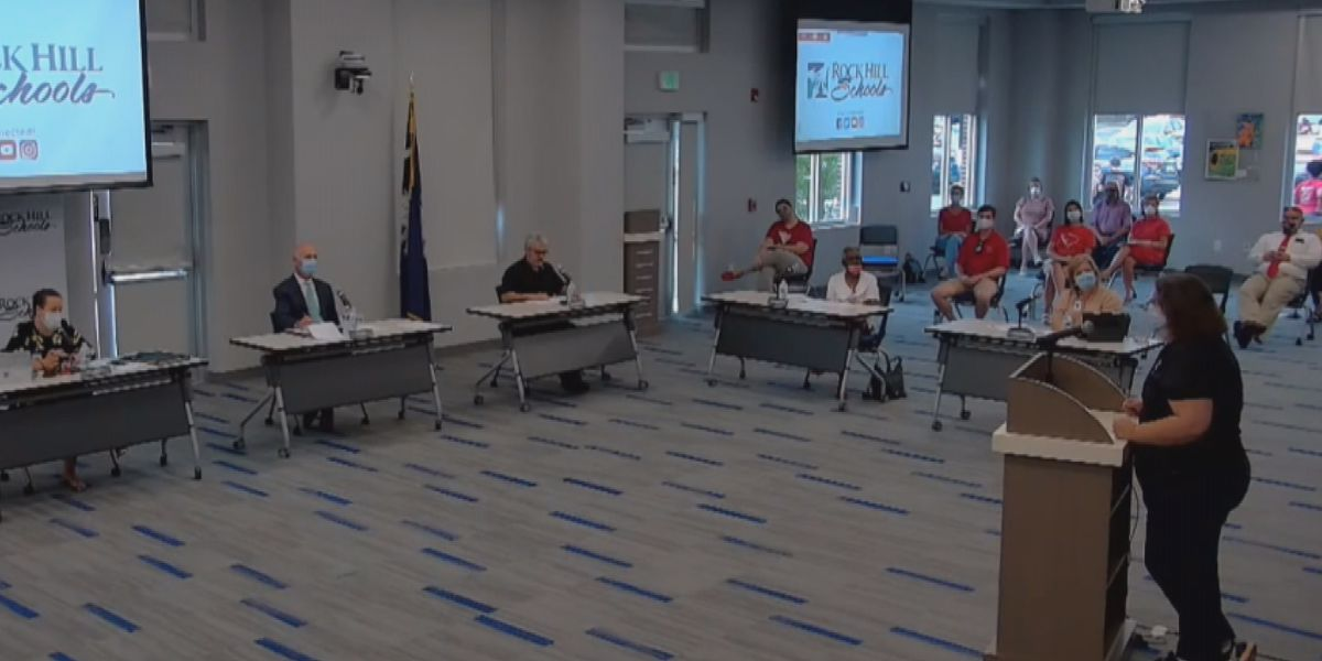 Rock Hill Schools leaders vote to move forward with alternating schedule plan for upcoming school year