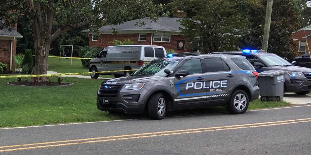 Suspect flees after breaking in home, firing shot at homeowner in Gaston County