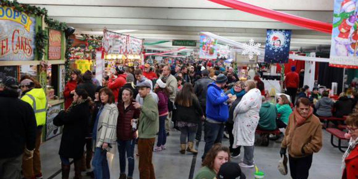 Speedway Christmas presented by Cook Out Christmas Village Open Thursday through Christmas Eve