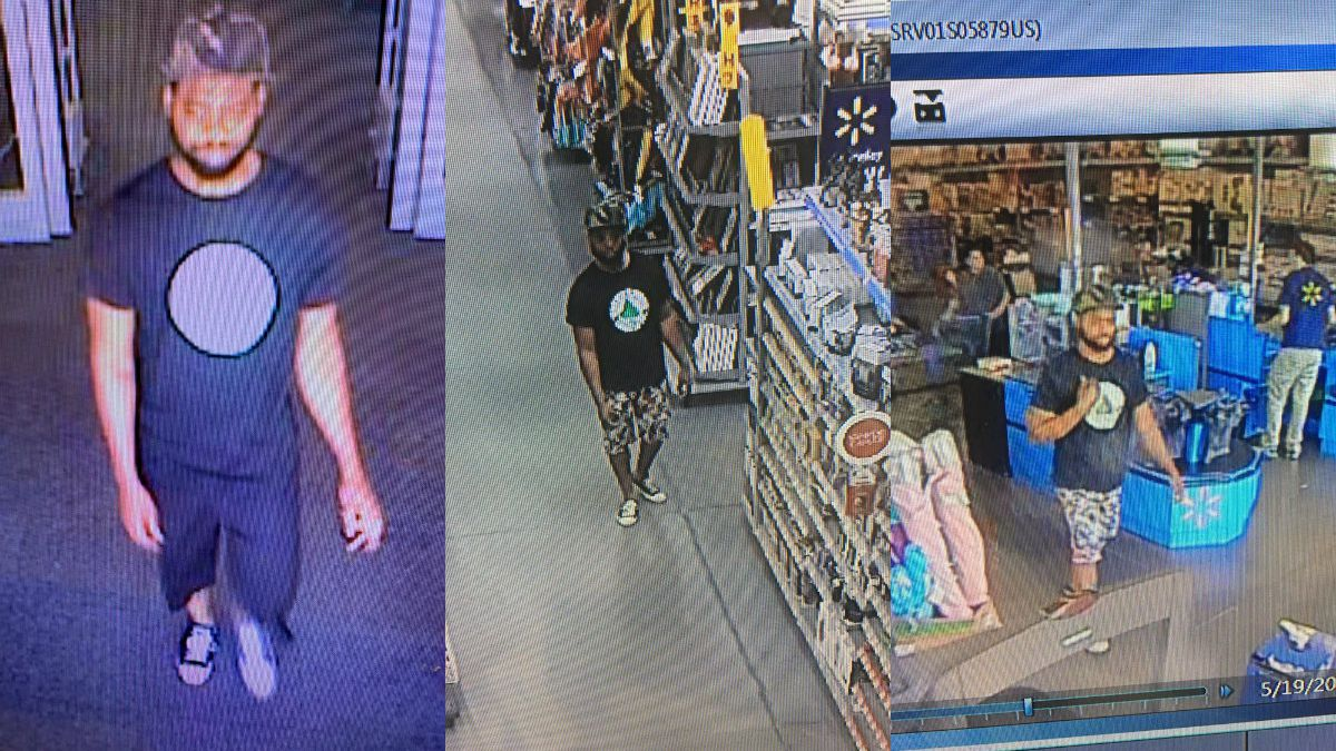Women targeted by peeping tom taking pictures under dresses at Walmart, Target in Huntersville