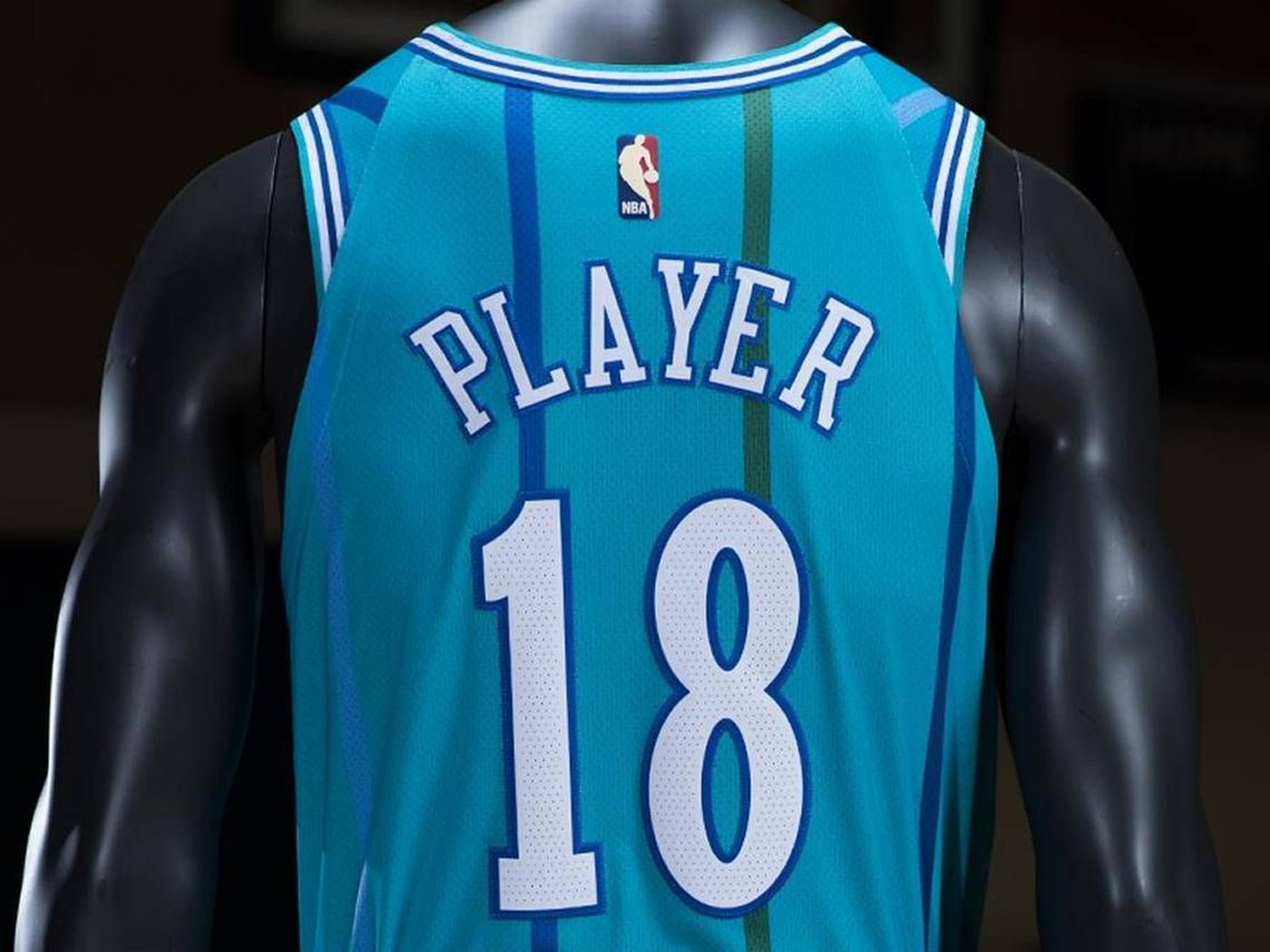 The Charlotte Hornets are bringing back their classic uniforms with  pinstripes and pleats 4fbdcdaf0