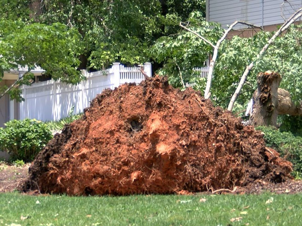Tornadoes confirmed in Gaston and York counties