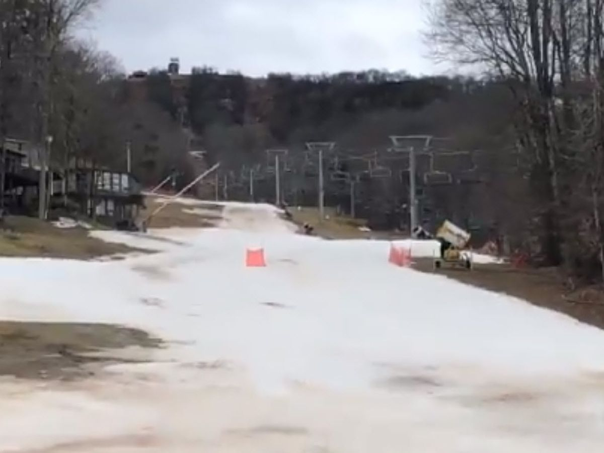 Ski slopes hurting, weather help on the way, say forecasters