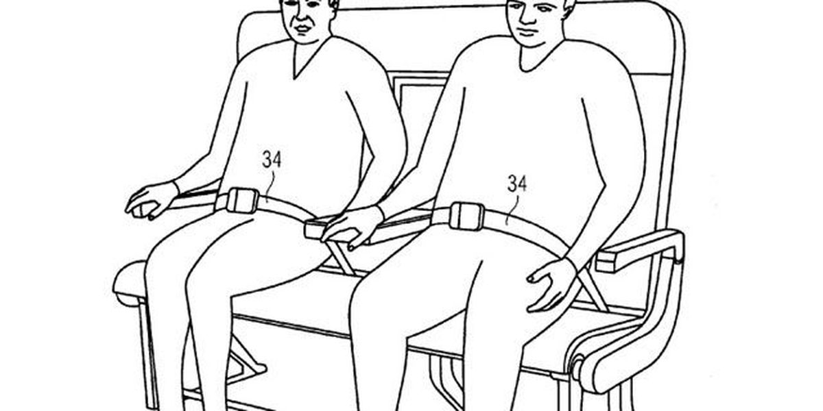 Airlines may soon have a new seats for larger fliers