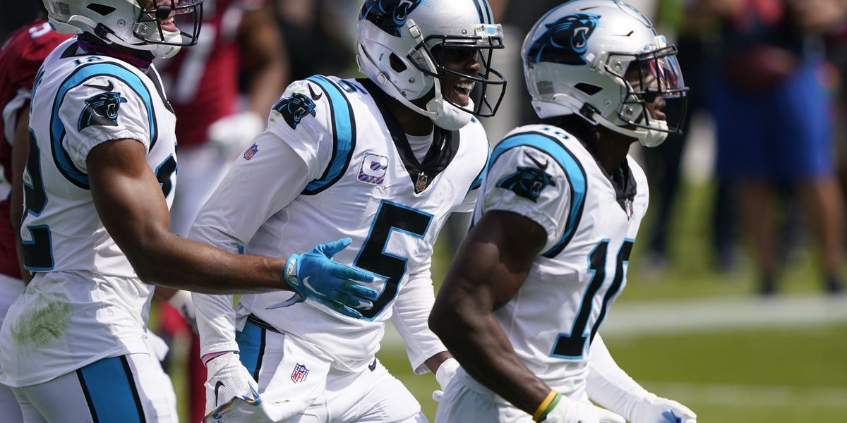 No significant injury to the knee of Panthers QB Teddy Bridgewater