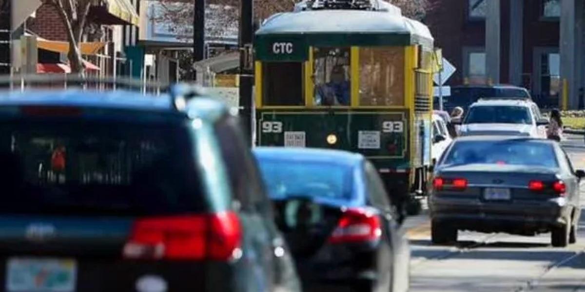 Gas leak suspends CityLYNX Gold Line service