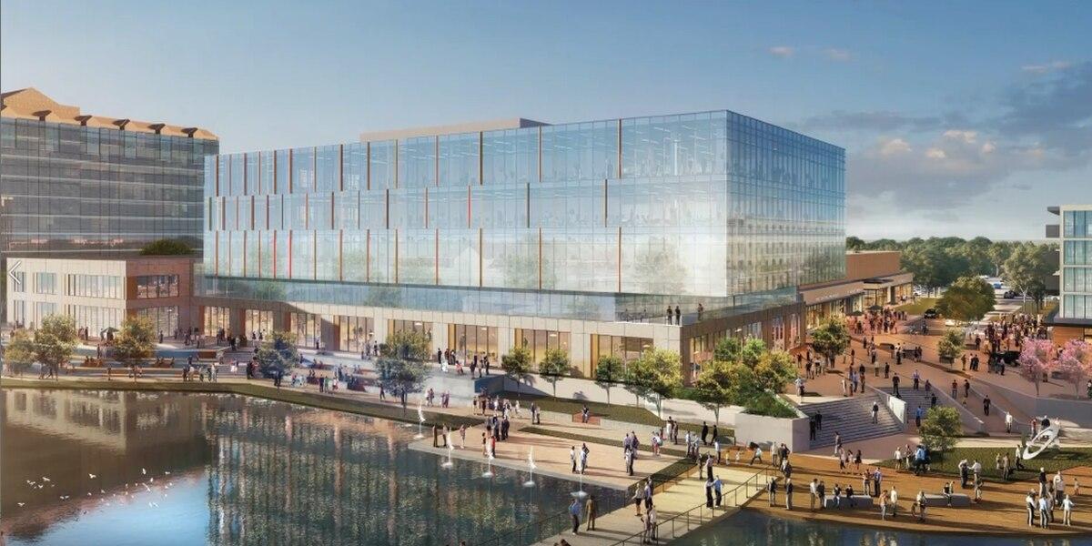 Developer plans to transform University City into urban destination