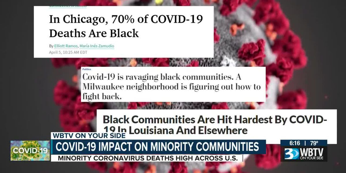 'This should not be surprising to us'; Health director speaks about COVID-19 impact on African Americans in Meck Co.