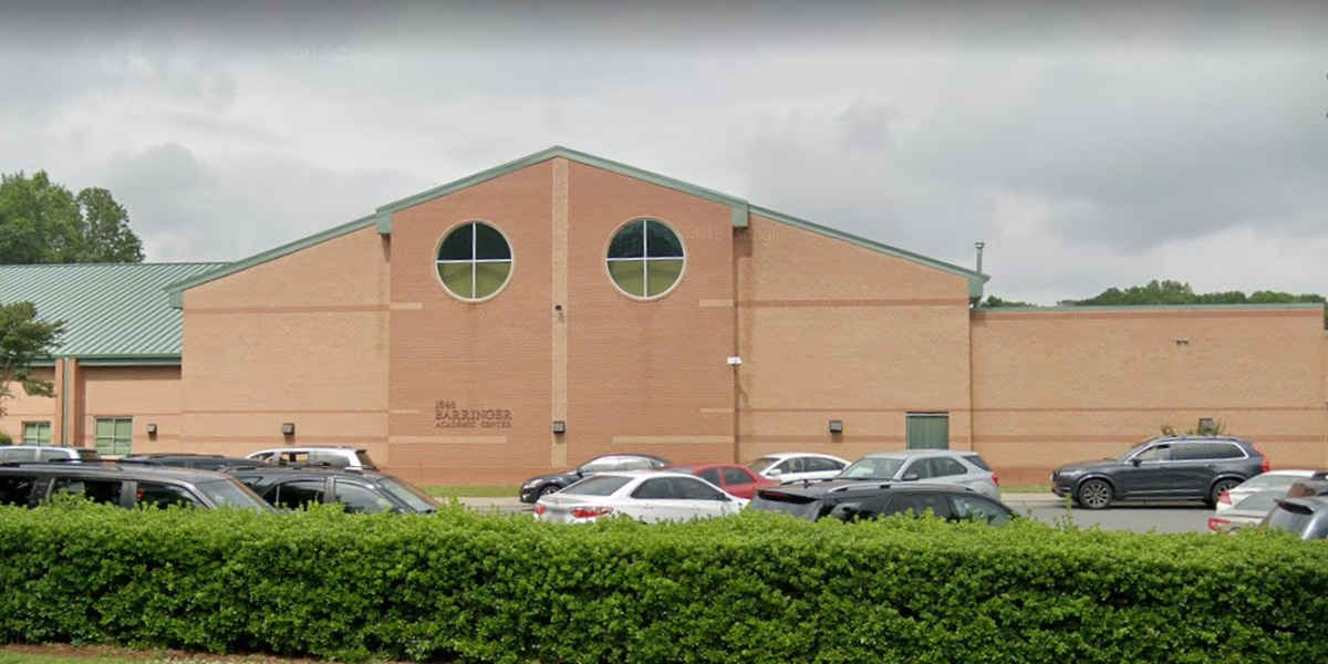 CMS expected to start renaming process of Barringer Academic Center