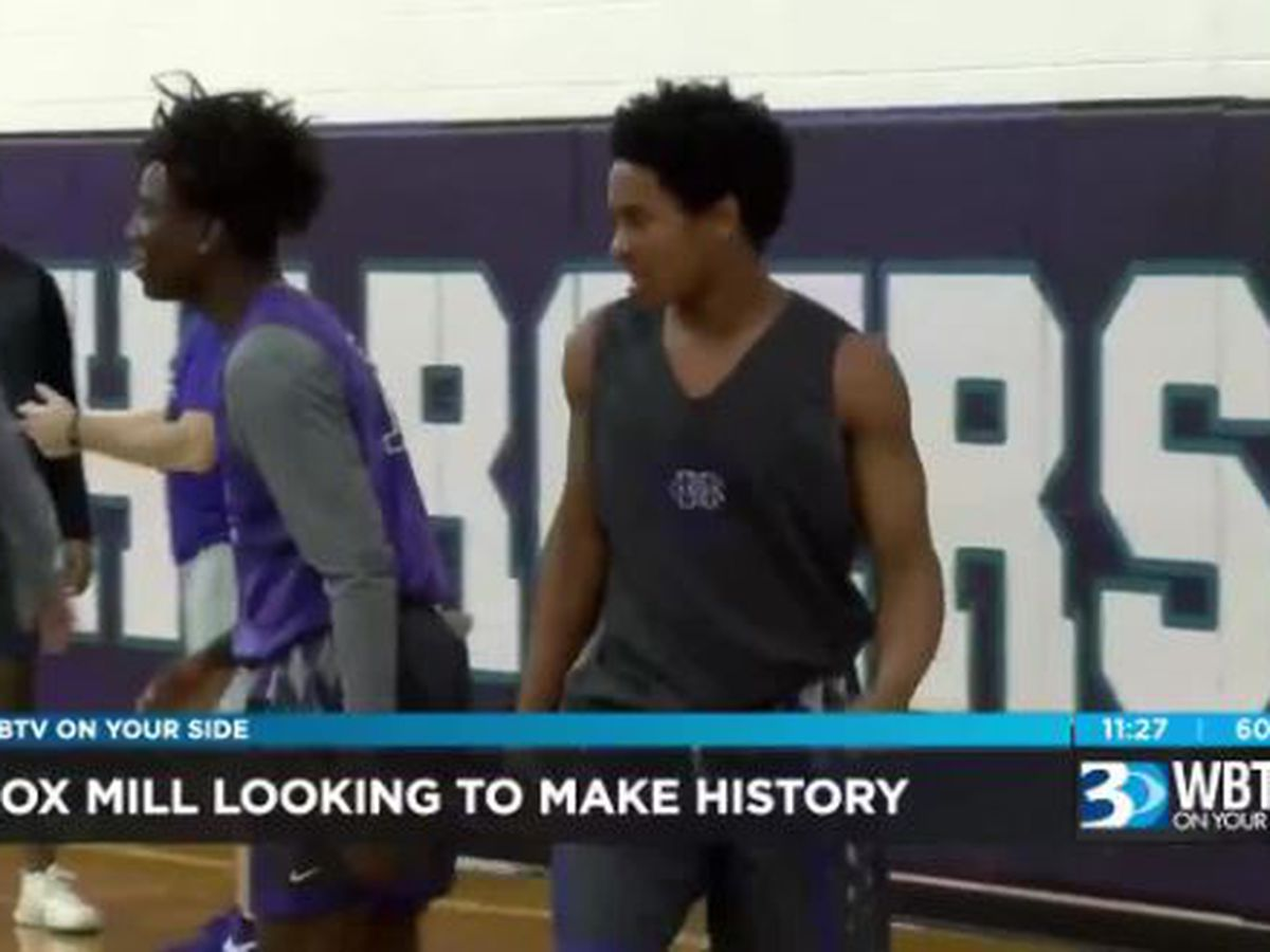 Cox Mill basketball looking to make history in 2019