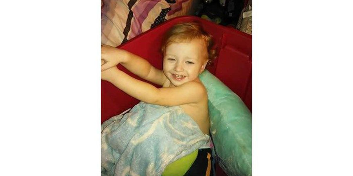 Autopsy: 3-year-old found dead on Burke Co porch died of hypothermia