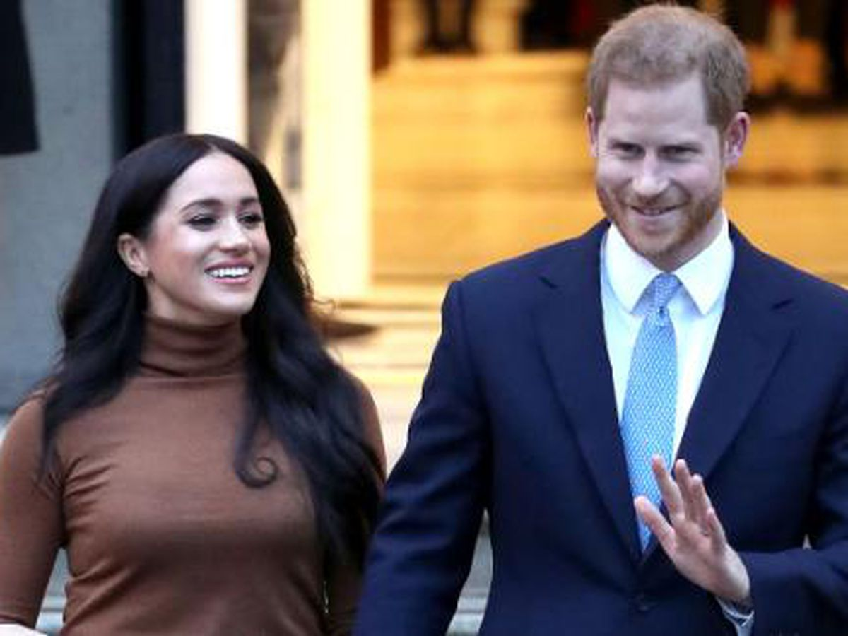 Royal occasion: Oprah Winfrey to interview Meghan and Harry