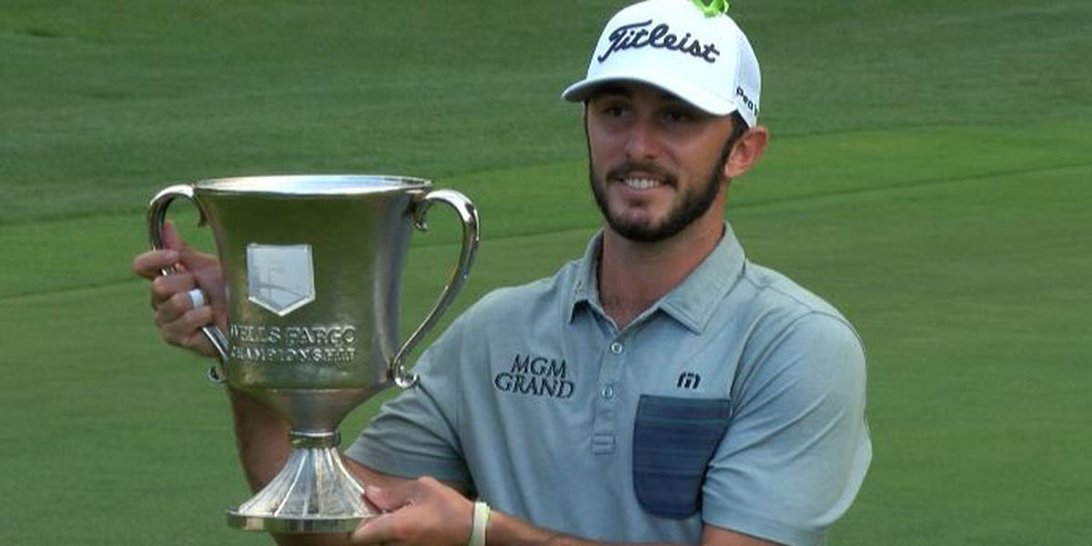 Homa comes full circle and wins Wells Fargo Championship