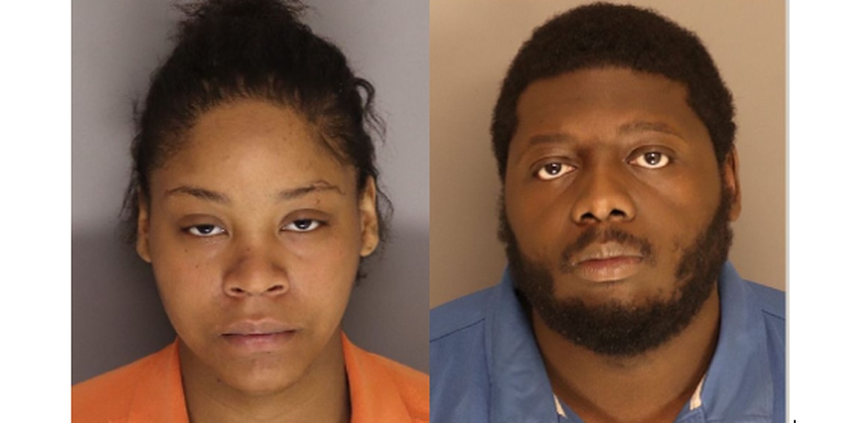 SC couple charged for child's death after investigators find signs of neglect, abuse