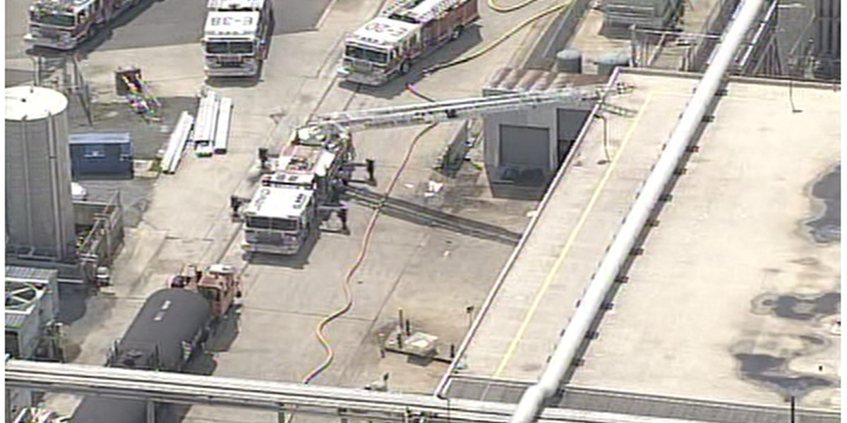 Charlotte Frito-Lay plant evacuated, flames and smoke reported