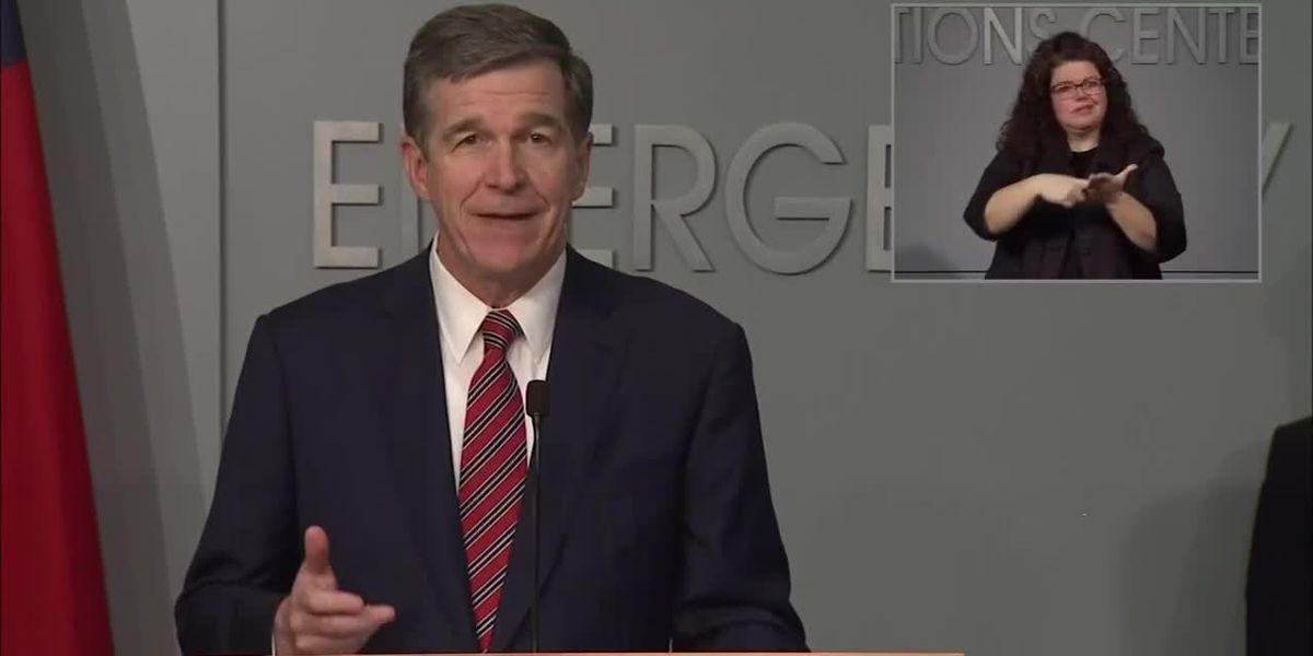 Gov. Cooper responds to Trump tweets about moving RNC from Charlotte