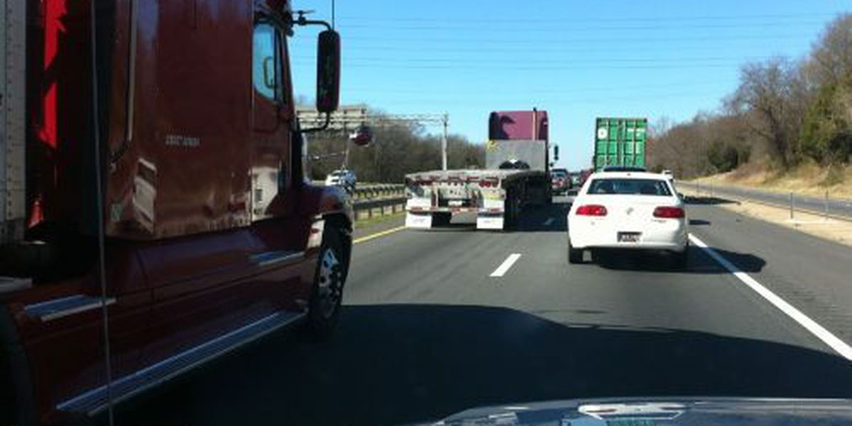 More road closures coming to I-85 this week in Cabarrus